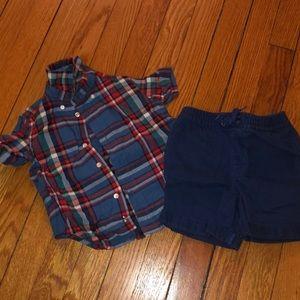 Ralph Lauren 2 piece outfit